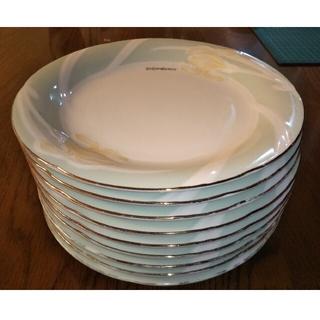 サンローラン(Saint Laurent)の☆【値下】イブ サンローラン小皿(外径19cm 高さ2cm) 9枚(食器)