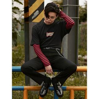 8seconds - 【韓国ブランド】8seconds × G-Dragon  ロングTシャツ