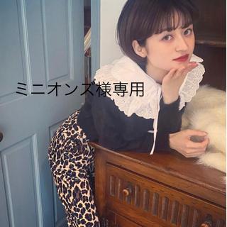 aiiik様専用 bibiy lace frill collar  ♡(つけ襟)
