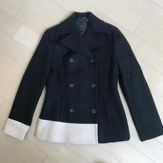 トゥモローランド(TOMORROWLAND)のトゥモローランドコレクション ジャケット Pコート ピーコート(ピーコート)