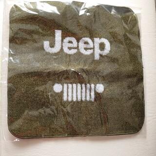 ジープ(Jeep)のJeep 今治タオル 非売品(タオル/バス用品)