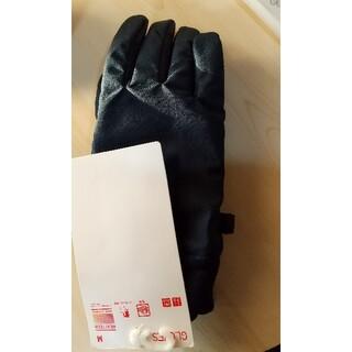 ユニクロ(UNIQLO)のUNIQLO ヒートテック防寒グローブ  手袋(手袋)