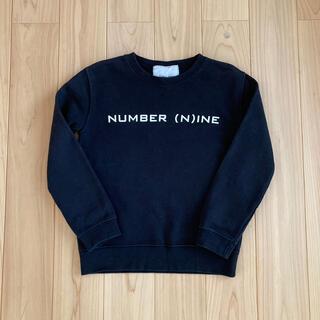 ナンバーナイン(NUMBER (N)INE)のNUMBER (N)INE ✧︎《別注》kidsロゴスウェット(その他)
