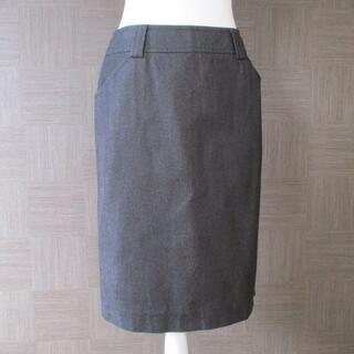 イエーガー(JAEGER)の新品 イエーガー JAEGER スカート 10 日本製 綿素材(ひざ丈スカート)