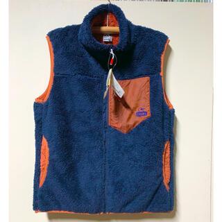 チャムス(CHUMS)の新品 CHUMS Bonding Fleece Vest チャムス nam(ベスト)