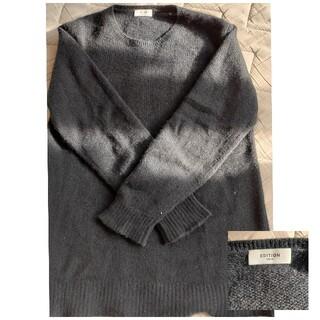 エディション(Edition)のEDITION Tomorrowland カシミヤ100%セーター(ニット/セーター)
