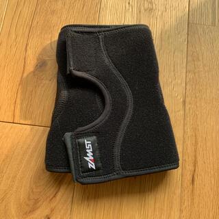 ザムスト(ZAMST)のザムスト 膝用 サポーター Lサイズ(トレーニング用品)