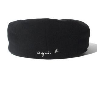 アニエスベー(agnes b.)のagnes b. 帽子(ハンチング/ベレー帽)