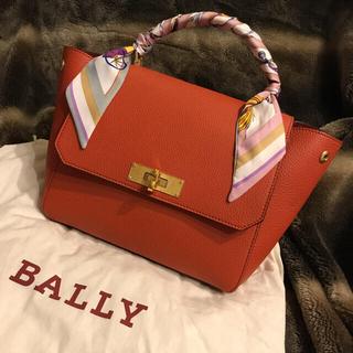 Bally - バリー 極美品❣️BALLY B TURN SM  ハンドバッグ ショルダー付き