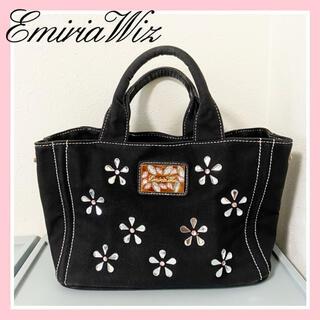 エミリアウィズ(EmiriaWiz)のEmiriaWiz アンジュミニヨン ブラック/黒/black(トートバッグ)