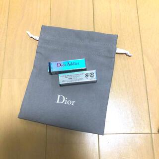 クリスチャンディオール(Christian Dior)のディオール 巾着袋 マキシマイザーミニ×2(ノベルティグッズ)