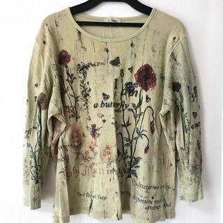 グリモワール(Grimoire)の古着のカットソー(Tシャツ/カットソー(七分/長袖))