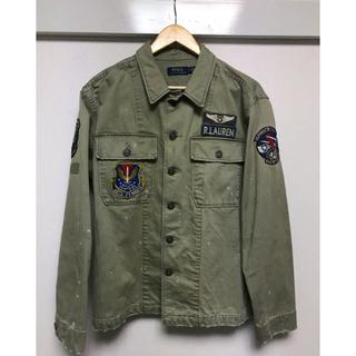 ポロラルフローレン(POLO RALPH LAUREN)のPolo Ralph Lauren flight Jacket 19AW(ミリタリージャケット)