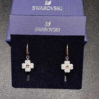 スワロフスキー(SWAROVSKI)の新品 スワロフスキー 5420249 シルバー LATISHA ピアス(イヤリング)