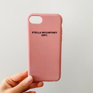 ステラマッカートニー(Stella McCartney)のステラマッカートニー iPhone8 iPhone7 iphoneケース ピンク(iPhoneケース)