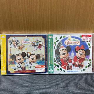 ディズニー(Disney)のディズニーランド ディズニーシー クリスマス CD 2019 TDR(キッズ/ファミリー)