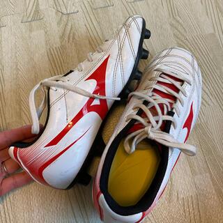 ミズノ(MIZUNO)のサッカースパイク 21.5㎝(シューズ)