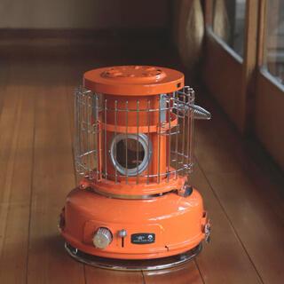 ビームス(BEAMS)のアラジン× BEAMS JAPAN / 別注 ポータブル ガス ストーブ 橙色(ストーブ/コンロ)