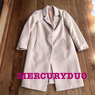 マーキュリーデュオ(MERCURYDUO)のMERCURYDUO ロングコート(ロングコート)