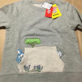 Design Tshirts Store graniph - 11ぴきのねこキッズトレーナー/120センチ
