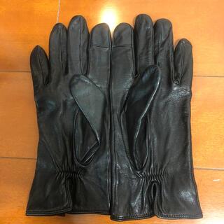 ケイトスペードニューヨーク(kate spade new york)のkate spade 羊革100% 手袋(手袋)