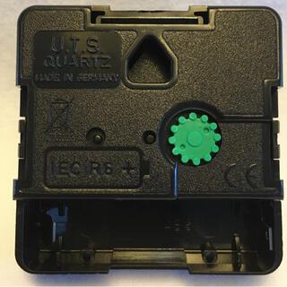 イームズ(EAMES)のUTS社製ハイトルクムーブメント11mm vitraジョージネルソンサンバースト(掛時計/柱時計)