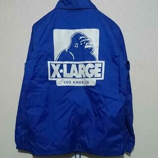 エクストララージ(XLARGE)のX-LARGE コーチジャケット ナイロン(ナイロンジャケット)