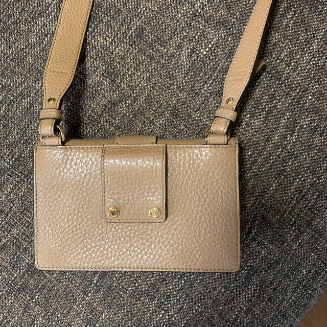 FENDI(フェンディ)のFENDI バゲット スリムクラッチ ベージュ メンズのバッグ(ショルダーバッグ)の商品写真