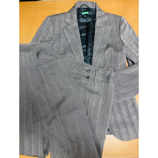 ベネトン(BENETTON)のお値下げ❣️美品!ベネトンのパンツスーツ(スーツ)