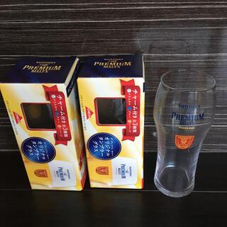 トウヨウササキガラス(東洋佐々木ガラス)のプレミアムモルツ グラス 3個(グラス/カップ)