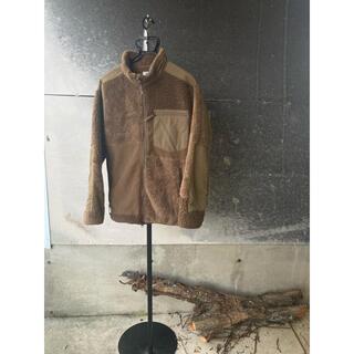 エンジニアードガーメンツ(Engineered Garments)のユニクロ エンジニアドガーメンツ ボアフリース(ブルゾン)
