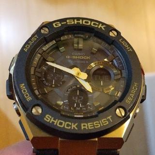 ジーショック(G-SHOCK)のG-SHOCK ジースチール 電波ソーラー アナデジ(腕時計(デジタル))