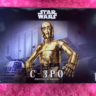 ディズニー(Disney)の【新品未開封】スターウォーズ展 会場限定 C-3PO プラモデル(模型/プラモデル)
