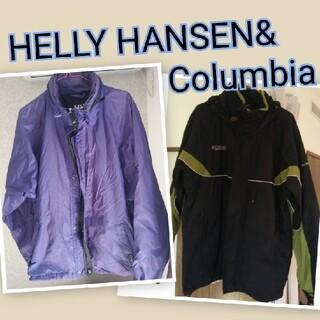 Columbia - Columbia ヘリーハンセン わけあり 2点セット