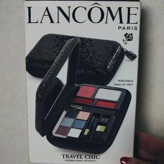 LANCOME - 【新品】LANCOME TRAVEL CHIC 携帯メイクパレット