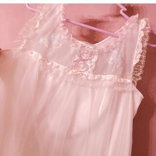 ナイルパーチ(NILE PERCH)の♡ヴィンテージワンピース♡(ひざ丈ワンピース)
