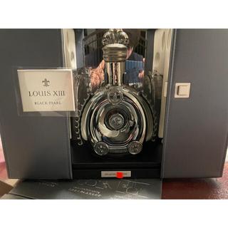 ★送料無料★レミーマルタン ルイ13世 ブラックパール 完備品 350ml(ブランデー)