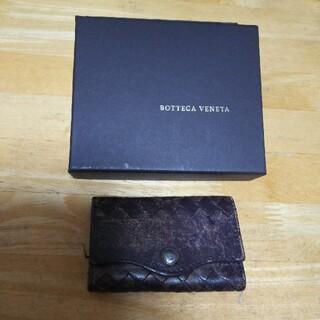ボッテガヴェネタ(Bottega Veneta)のBOTTEGA VENETA キーケース(キーケース)