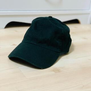 ブラックキャップ【男女兼用】【無地】(キャップ)