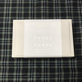 スリー(THREE)の【新品未使用】THREE フレグランスオイル(香水(女性用))