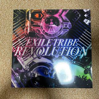 トゥエンティーフォーカラッツ(24karats)のEXILETRIBEのアルバム(国内アーティスト)