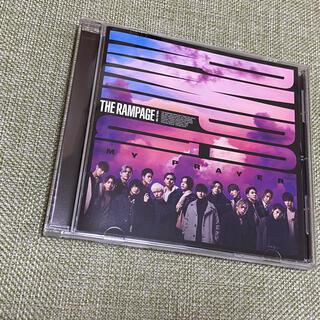 ザランページ(THE RAMPAGE)のTHE RAMPAGE MY PRAYER CD(ポップス/ロック(邦楽))