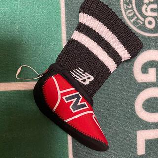 ニューバランス(New Balance)のニューバランス ヘッドカバー パターカバー PT ゴルフ new balance(その他)