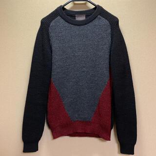【定価3万】美品 RELIVE マルチカラー セーター M(ニット/セーター)