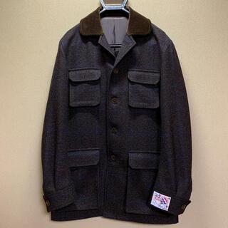 【定価8万】RINGJACKET リングジャケット ハンティングジャケット L(ブルゾン)