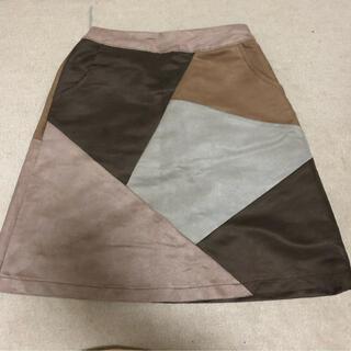 ナイスクラップ(NICE CLAUP)のNICE CLAUP スカート(ミニスカート)