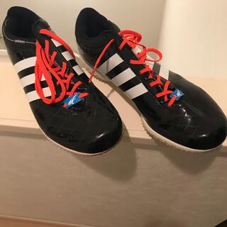 アディダス(adidas)の走高跳スパイク アディダス 27cm(陸上競技)