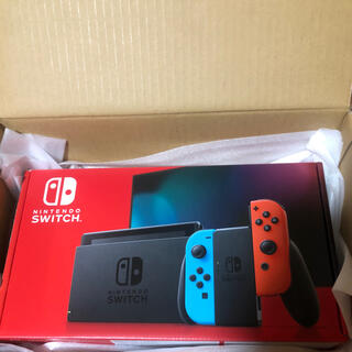 ニンテンドースイッチ(Nintendo Switch)のNintendo  Switch スイッチ 新品 新型 新モデル 未開封 本体(家庭用ゲーム機本体)