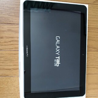 ギャラクシー(Galaxy)のGALAXY Tab SC-01D(タブレット)
