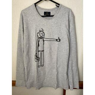アールニューボールド(R.NEWBOLD)のR.NEWBOLD ロングTシャツ(Tシャツ/カットソー(七分/長袖))